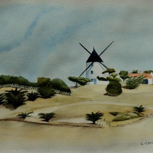 Le moulin de la Bosse