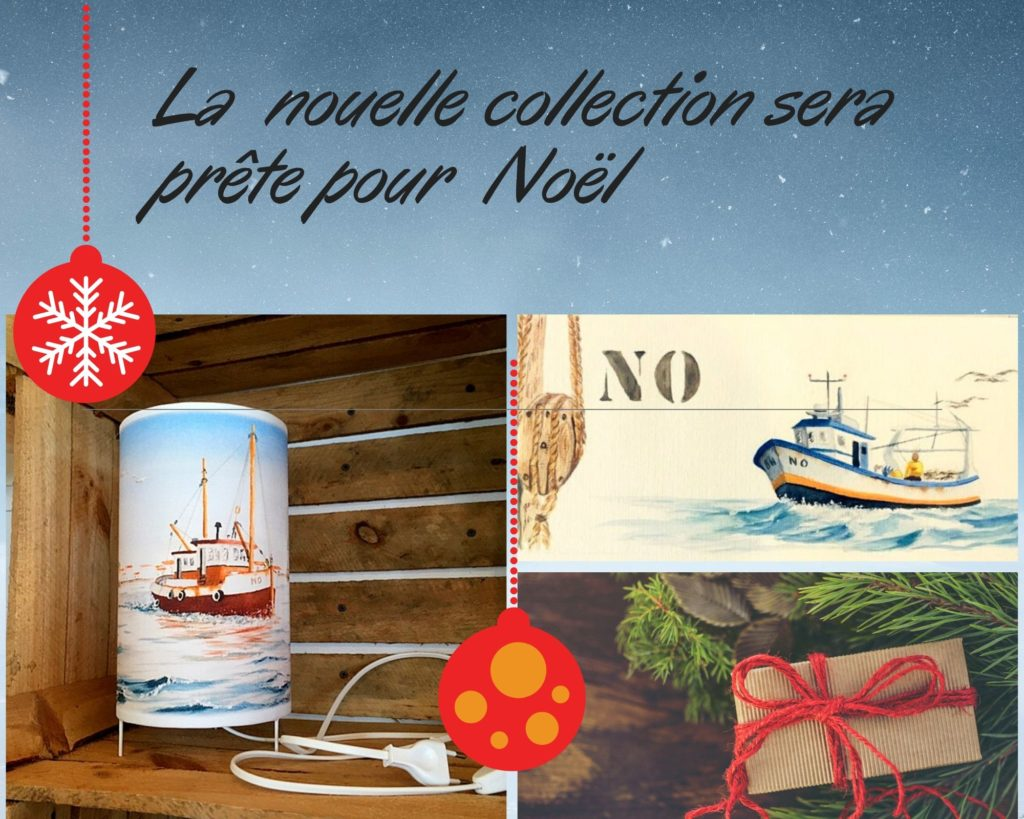 pREPARATION DE LA NOUVELLE COLLECTION POUR NOEL