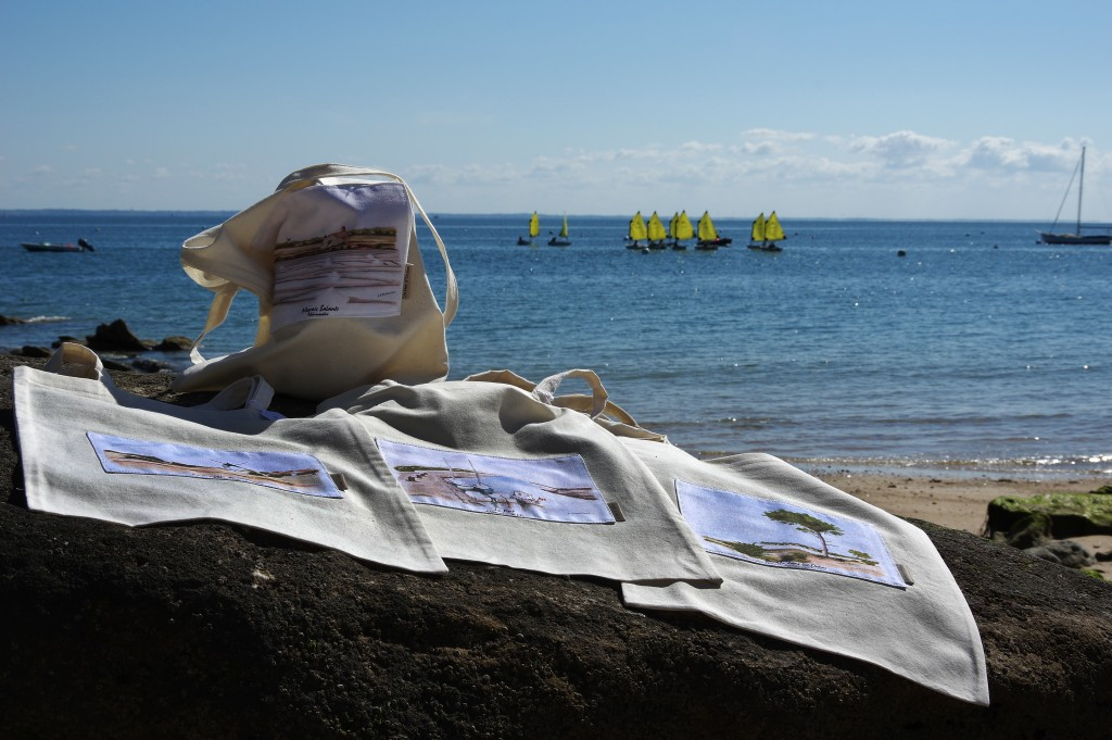 tote bag de Noirmoutier