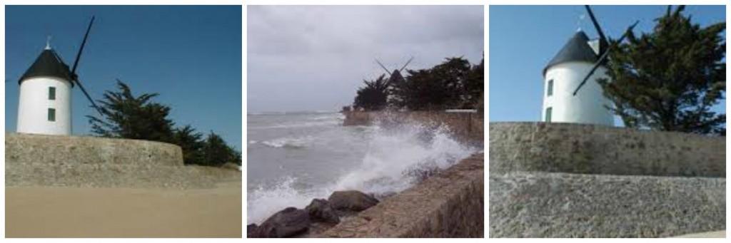 le moulin du both - la guerinière - Noirmoutier