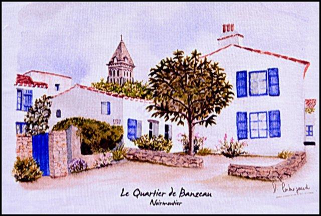 """le quartier de Banzeau """" Un her d'Ocean"""""""