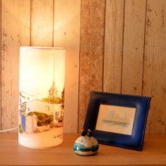 """lampe """" le quartier de Banzeau à noirmoutier"""""""