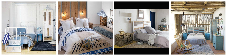 chambre en bord de mer un her d 39 oc an. Black Bedroom Furniture Sets. Home Design Ideas