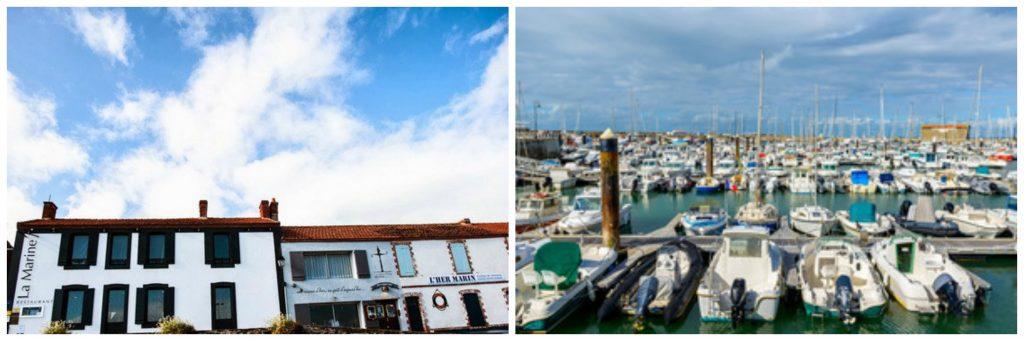 Noirmoutier l'ile bleue