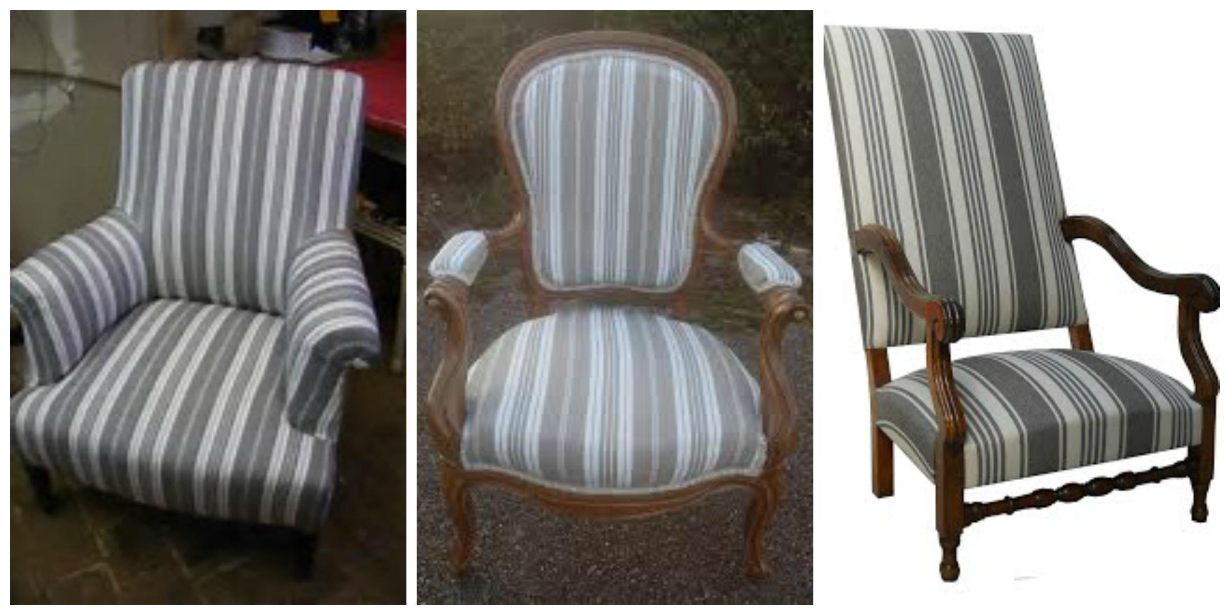 fauteuil toile matelas un her d 39 oc an. Black Bedroom Furniture Sets. Home Design Ideas