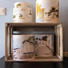 les appliques aquarelle de Noirmoutier