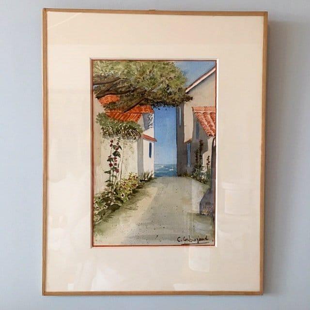 Le vieil - Rue d l'Océan